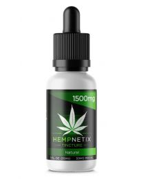 1500mg Co2 Extracted CBD Oil Tincture