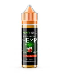 600mg Co2Extracted CBD eLiquid 60ml: