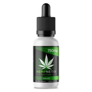 750mg Co2 Extracted CBD Oil Tincture